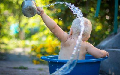 Como prevenir infecciones de vías urinarias en la niñez, consejos de higiene urinaria.